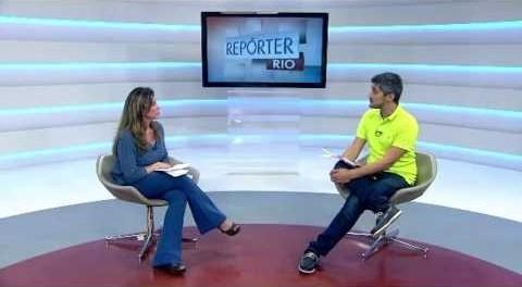 Entrevista na TV Brasil
